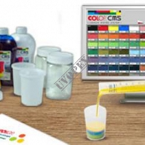 Colour mixing system